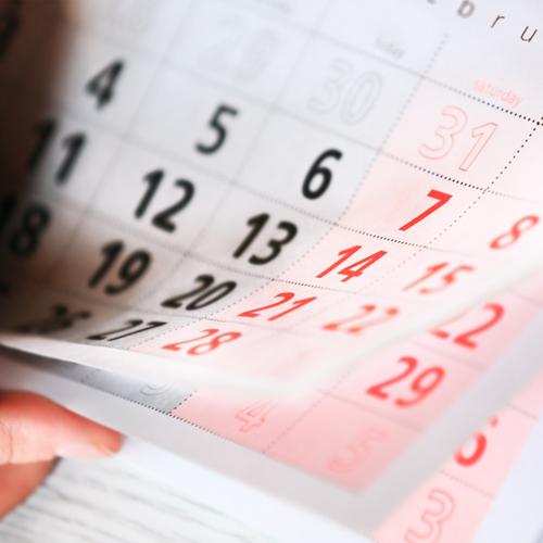 Kalentereista kirjoihin